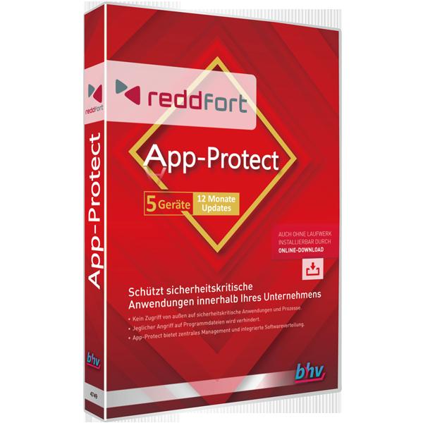 reddfort App-Protect - Schützt Ihren Computer